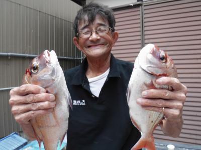奥村釣船の2020年9月17日(木)1枚目の写真