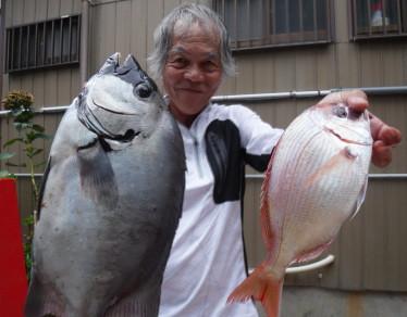 奥村釣船の2020年9月17日(木)3枚目の写真