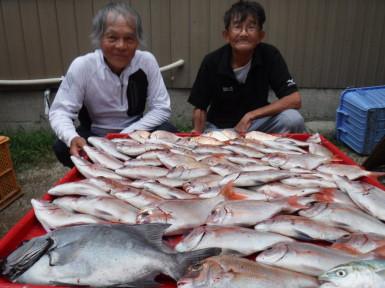 奥村釣船の2020年9月17日(木)4枚目の写真