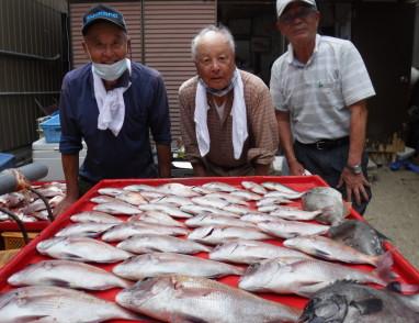 奥村釣船の2020年9月17日(木)5枚目の写真