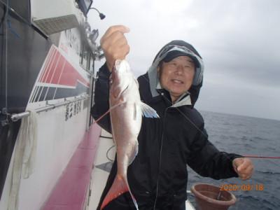 秀吉丸の2020年9月18日(金)1枚目の写真