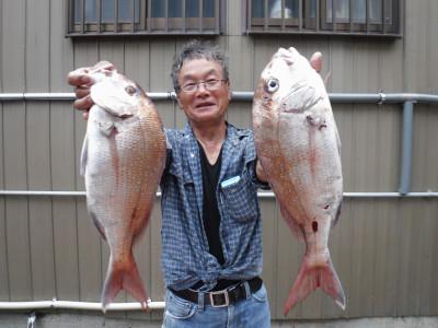 奥村釣船の2020年9月18日(金)1枚目の写真