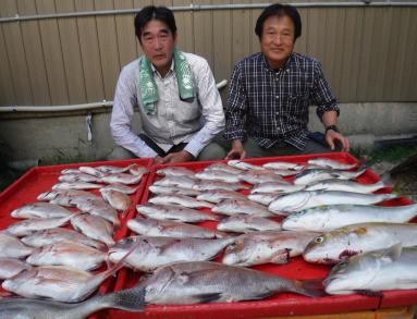 奥村釣船の2020年9月19日(土)4枚目の写真