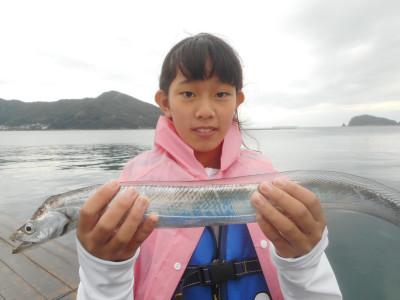 由良海つり公園&釣堀ランドの2020年9月20日(日)1枚目の写真