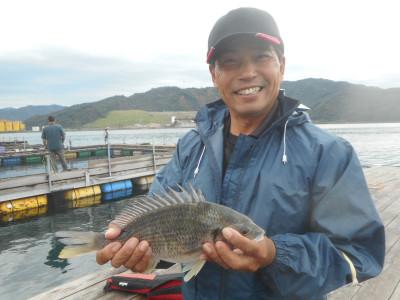 由良海つり公園&釣堀ランドの2020年9月20日(日)2枚目の写真