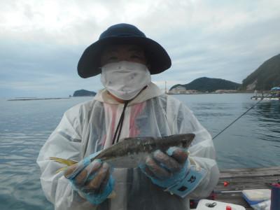 由良海つり公園&釣堀ランドの2020年9月20日(日)3枚目の写真