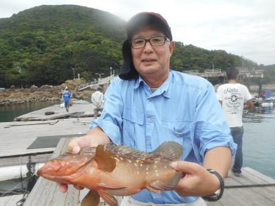 由良海つり公園&釣堀ランドの2020年9月20日(日)4枚目の写真
