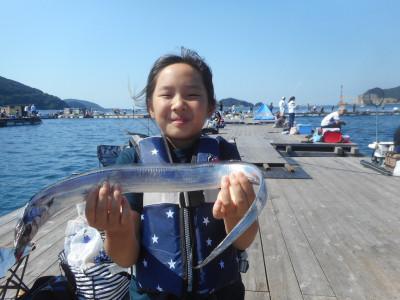 由良海つり公園&釣堀ランドの2020年9月21日(月)1枚目の写真
