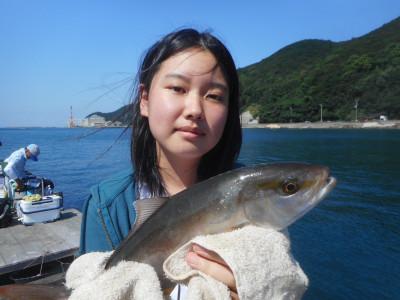 由良海つり公園&釣堀ランドの2020年9月21日(月)2枚目の写真