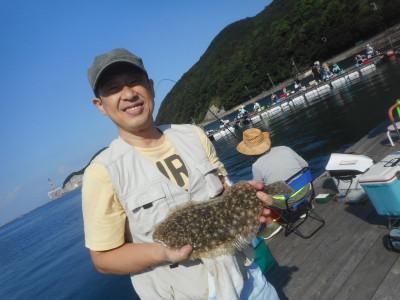 由良海つり公園&釣堀ランドの2020年9月21日(月)4枚目の写真