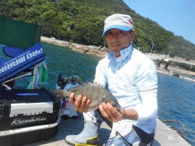 由良海つり公園&釣堀ランドの2020年9月21日(月)5枚目の写真