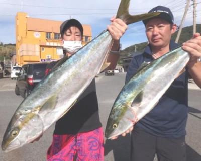 丸銀釣りセンターの2020年9月21日(月)2枚目の写真