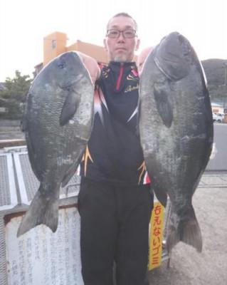 丸銀釣りセンターの2020年9月21日(月)5枚目の写真