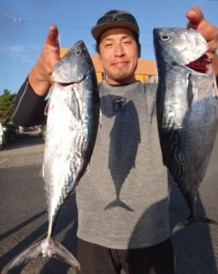 丸銀釣りセンターの2020年9月22日(火)2枚目の写真