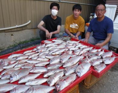 奥村釣船の2020年9月20日(日)1枚目の写真