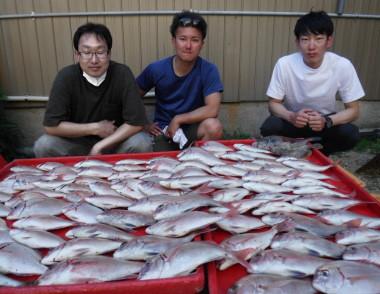 奥村釣船の2020年9月20日(日)3枚目の写真