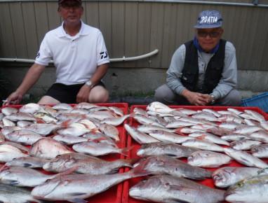 奥村釣船の2020年9月20日(日)4枚目の写真