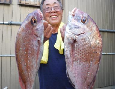 奥村釣船の2020年9月21日(月)1枚目の写真