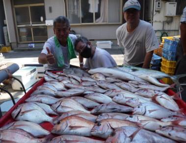 奥村釣船の2020年9月21日(月)2枚目の写真