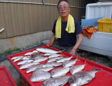 奥村釣船の2020年9月21日(月)3枚目の写真