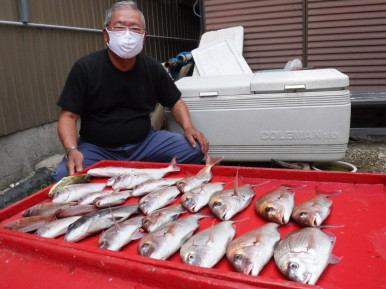 奥村釣船の2020年9月21日(月)4枚目の写真