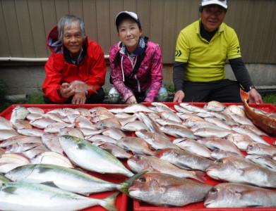 奥村釣船の2020年9月22日(火)1枚目の写真