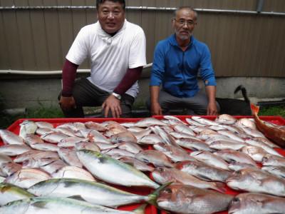奥村釣船の2020年9月22日(火)2枚目の写真