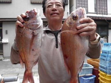 奥村釣船の2020年9月23日(水)1枚目の写真
