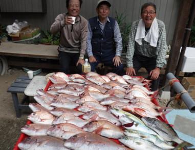 奥村釣船の2020年9月23日(水)2枚目の写真