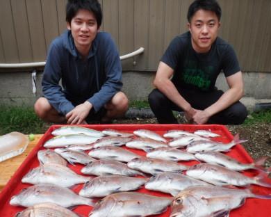 奥村釣船の2020年9月23日(水)4枚目の写真