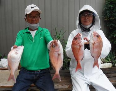 奥村釣船の2020年9月25日(金)3枚目の写真