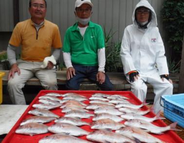 奥村釣船の2020年9月25日(金)5枚目の写真