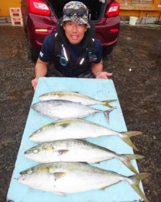 丸銀釣りセンターの2020年9月24日(木)1枚目の写真
