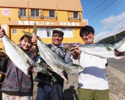 丸銀釣りセンターの2020年9月25日(金)1枚目の写真