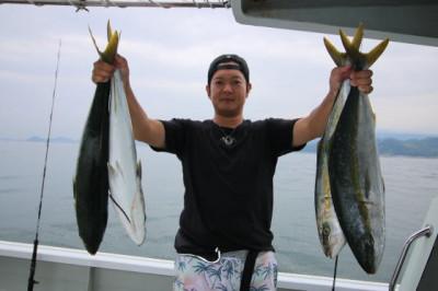 西岡遊漁の2020年9月16日(水)1枚目の写真