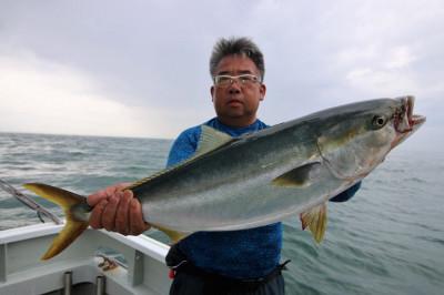 西岡遊漁の2020年9月17日(木)1枚目の写真