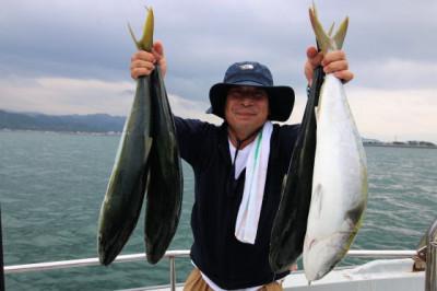 西岡遊漁の2020年9月17日(木)4枚目の写真