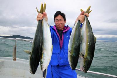 西岡遊漁の2020年9月18日(金)1枚目の写真