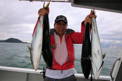 西岡遊漁の2020年9月18日(金)2枚目の写真