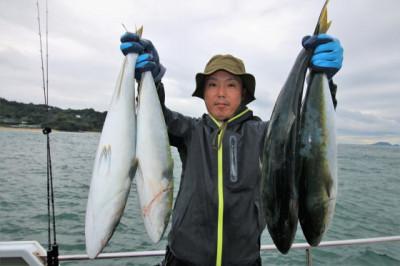 西岡遊漁の2020年9月18日(金)3枚目の写真