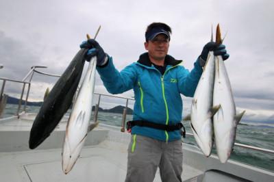 西岡遊漁の2020年9月18日(金)4枚目の写真