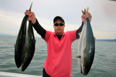 西岡遊漁の2020年9月19日(土)4枚目の写真