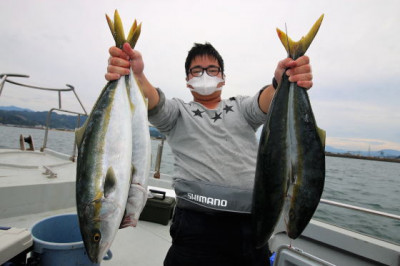 西岡遊漁の2020年9月19日(土)5枚目の写真