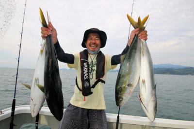 西岡遊漁の2020年9月20日(日)4枚目の写真
