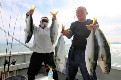 西岡遊漁の2020年9月21日(月)3枚目の写真