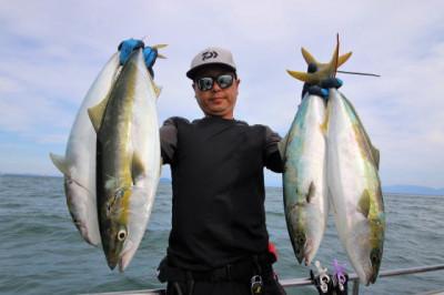 西岡遊漁の2020年9月21日(月)4枚目の写真
