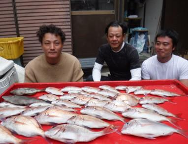 奥村釣船の2020年9月26日(土)1枚目の写真