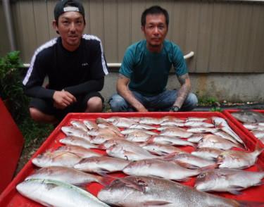 奥村釣船の2020年9月26日(土)2枚目の写真