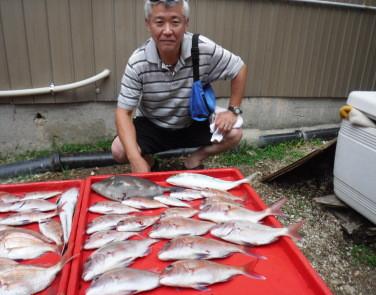 奥村釣船の2020年9月26日(土)3枚目の写真