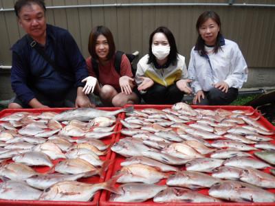 奥村釣船の2020年9月26日(土)4枚目の写真